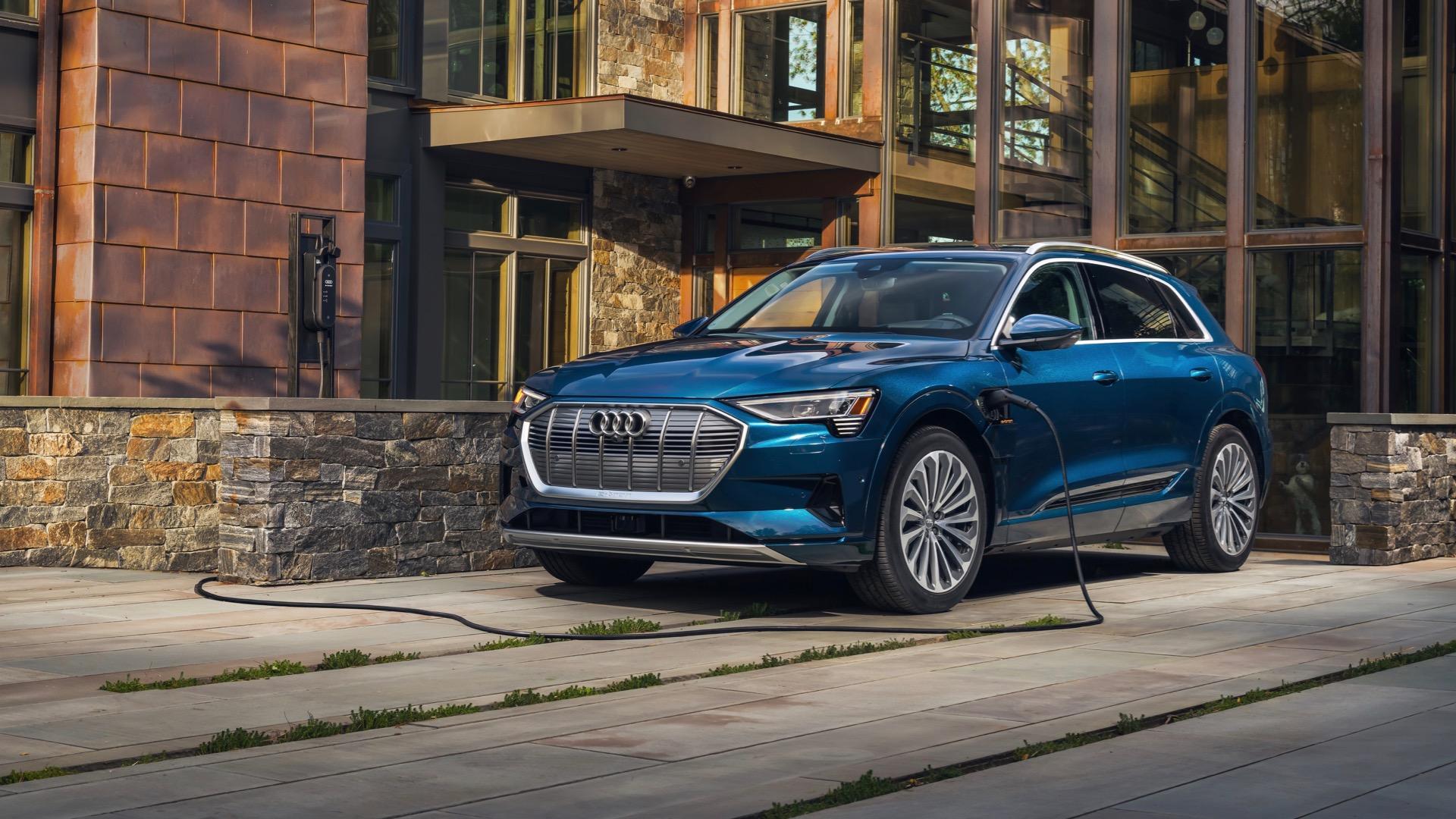 Audi E Tron El